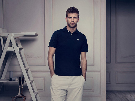 Nike polo Grand Slam Piqué