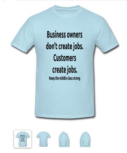 Jobs shirt