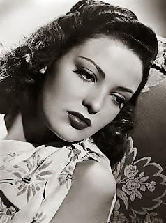 Linda Darnell, 1940s
