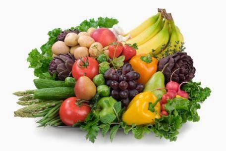 Makanan seimbang, makanan berserat, tips diet