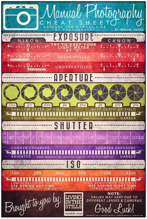 SLR-Cheat-Sheet-Guide
