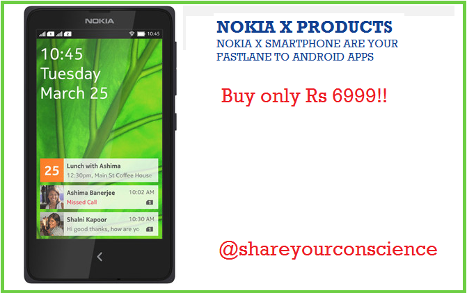 Buy Nokia X