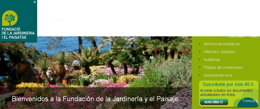 Nueva web de las normas tecnol gicas de jardiner a y for Pdf jardineria y paisajismo