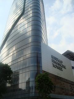 Bitexco Financial Tower. Ho Chi Minh City (Saigon), Vietnam