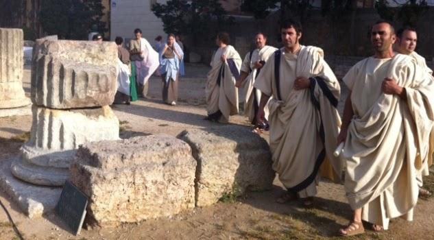 Procedimiento civil romano y Derecho