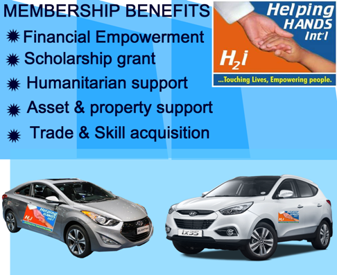 Helping Hands International H2i