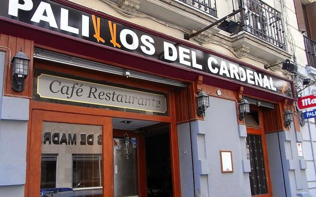 restaurante Palillos del cardenal