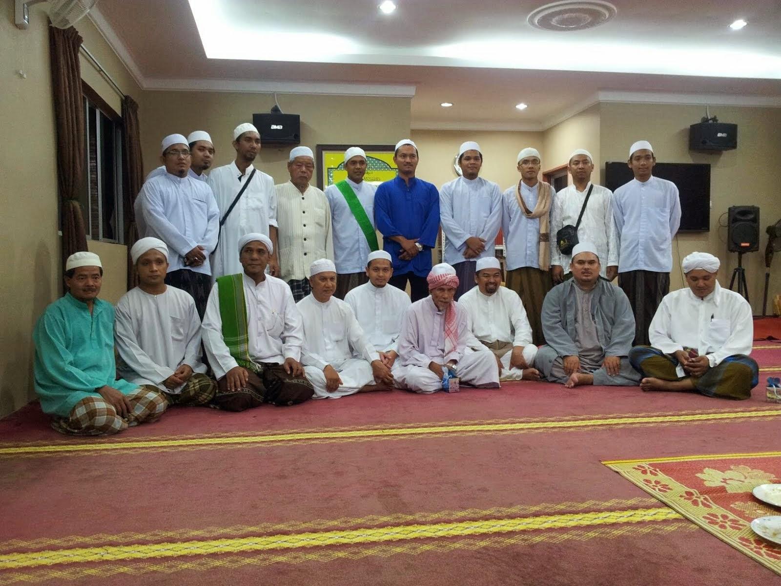 Al-Muhaddith Tuan Guru Hj Wan Izzuddin Wan Ibrahim Hafizahullah