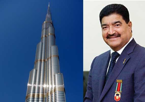 Revolusi Ilmiah - Burj Khalifa dan Bavaguthu Raghuram Shetty