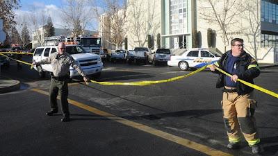 Taft School Shooting: Teen Gunman Told Teacher, Ryan Heber, 'I Don't Want to Shoot You'. school shooting, california school shooting, taft high school shooting, taft high school, california shooting