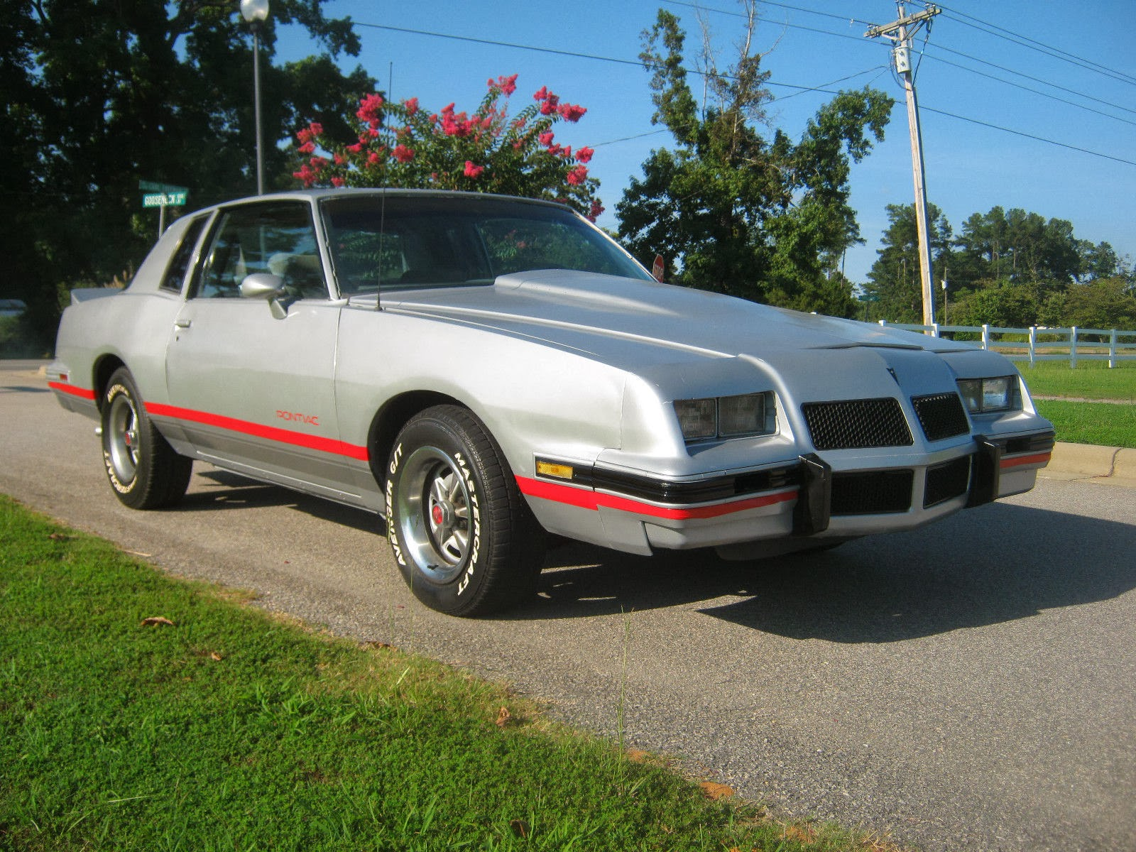1k: A Face Only A Mother Could Love: 1986 Pontiac Grand Prix 2+2 Aerocoupe