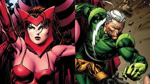 Scarlet Witch & Quicksilver image