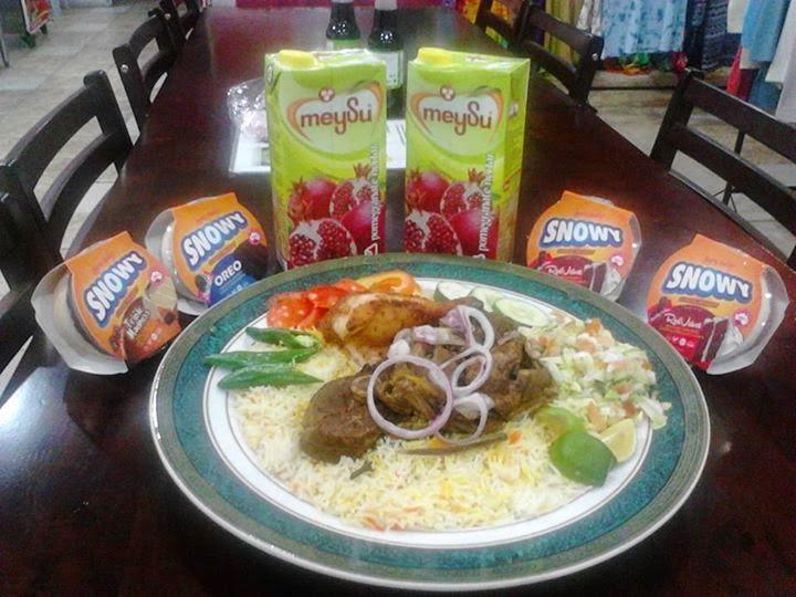 Restoran Rasa Arab Tanjung Malim