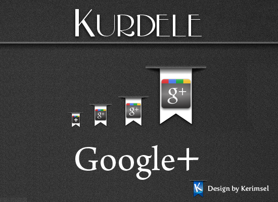 Google+ Icons Download by h2okerim