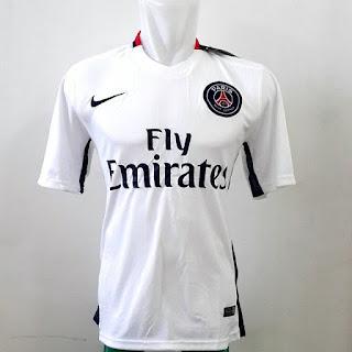 gambar detail jersey musim depan dan bocoran jersey terbaru liga perancis Jersey PSG away terbaru musim 2015/2016 di enkosa sport enkosa.com