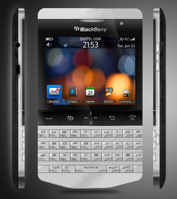 Check the originality how much is a blackberry porsche waited minutes