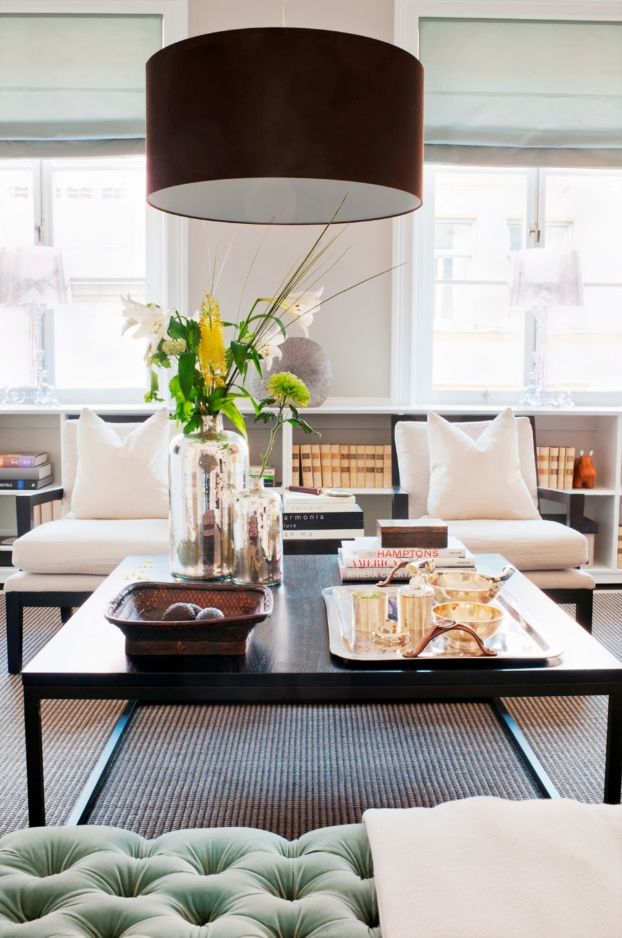 Bungalow 1a: How to Decorate a Coffee Table
