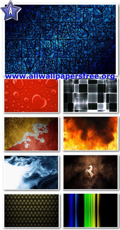 60 Beautiful Textures Widescreen Wallpapers 1920 X 1200 Px [Set 3]