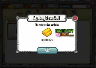 Novidade - Ovos misteriosos