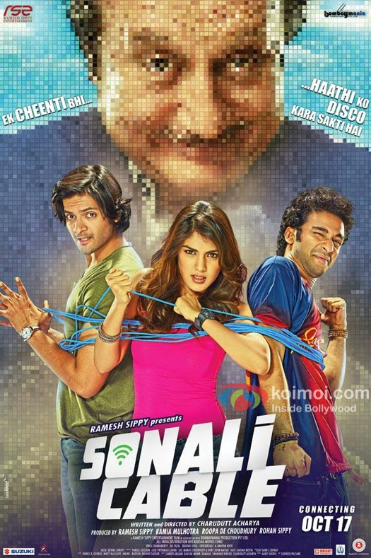 Sonali Cable (2014) Mp3 Songs - Free Download Bollywood Movie Songs.