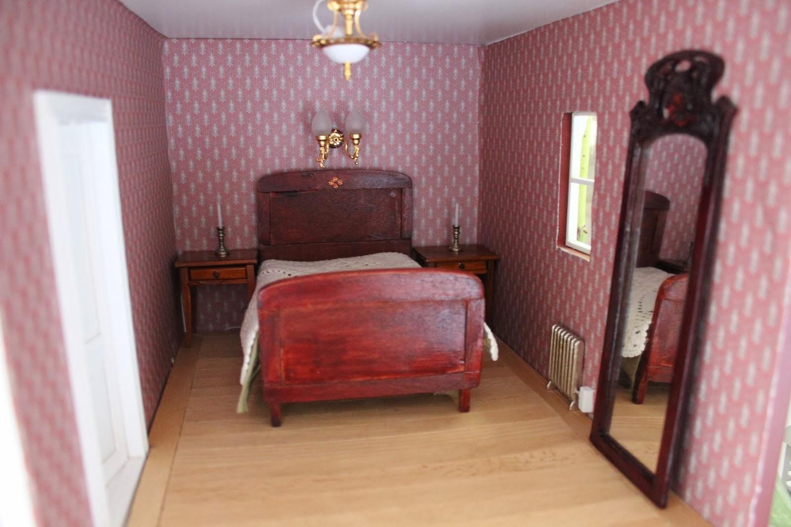 Sängkammaren i Jugendhuset