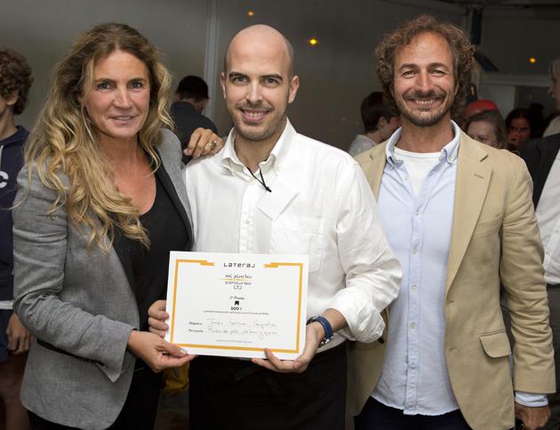 "Ganador del 3º Premio del Concurso ""Mi Pincho Lateral"""