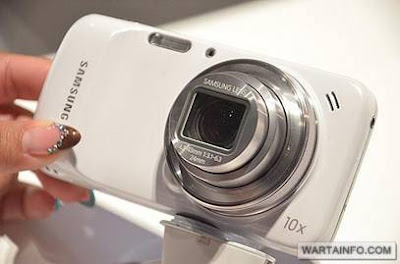4 Cara Optimalkan Kamera Smartphone Galaxy S4 Zoom