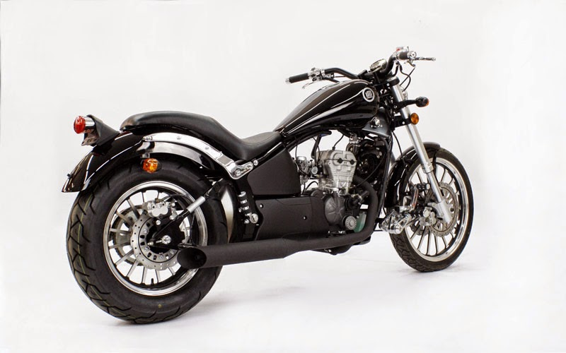 fmotorblog leonart daytona 125cc the chopper. Black Bedroom Furniture Sets. Home Design Ideas