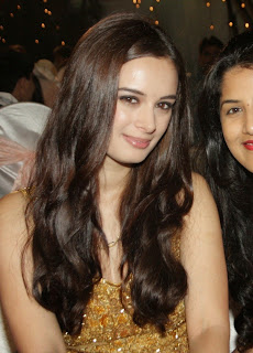 Evelyn Sharma and Prachi Desai in Sparkling Anarkali Suits at Birthday Bash of R N Singh HQ Pics