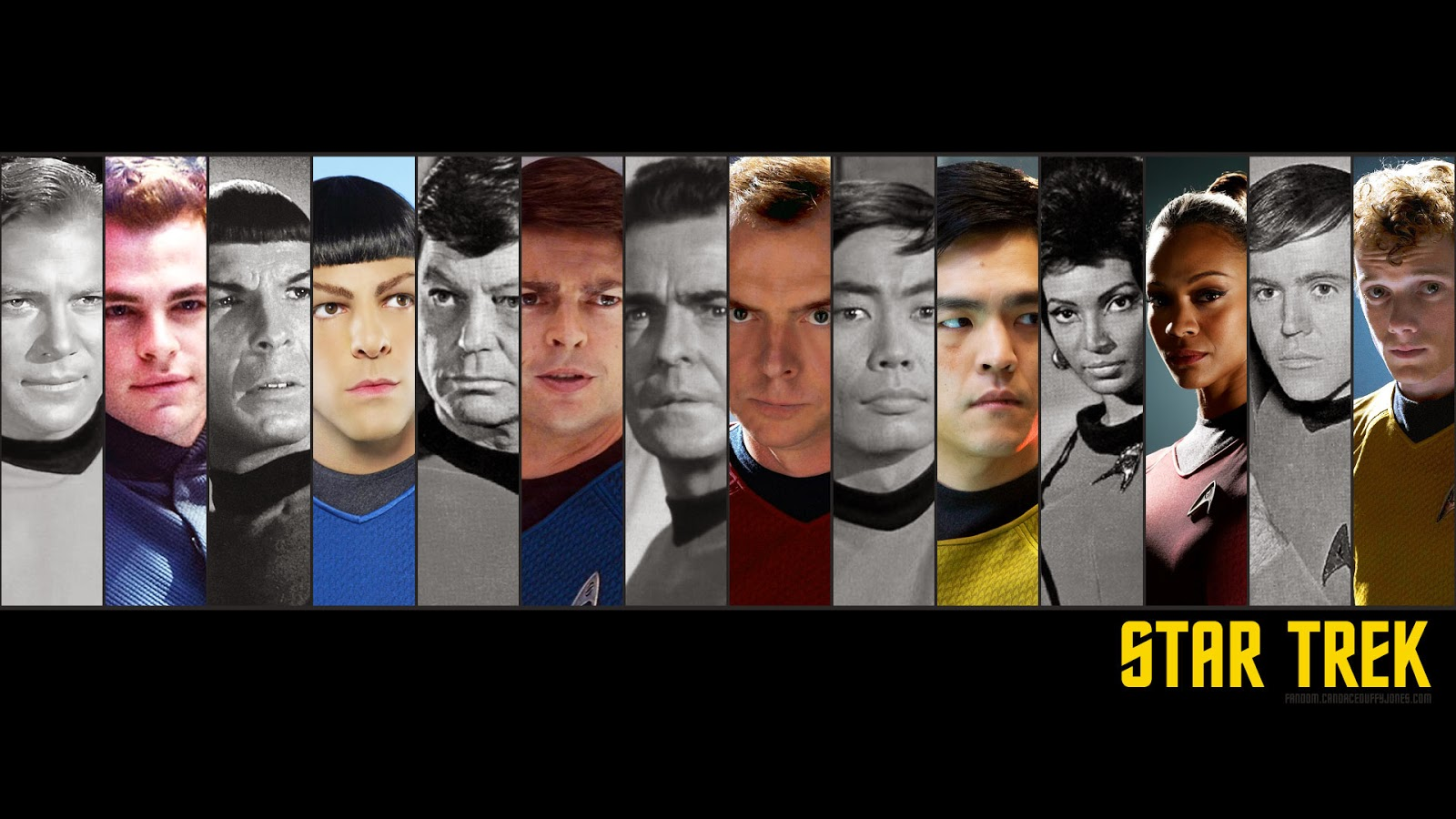 Al final de la Eternidad: La nueva Star Trek