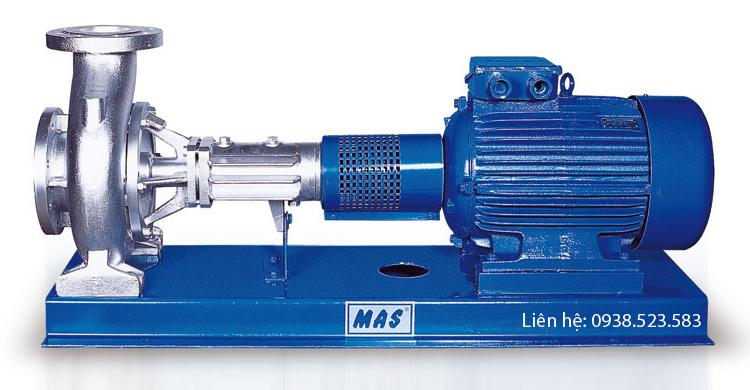 Bơm dầu truyền nhiệt MAS model KYP