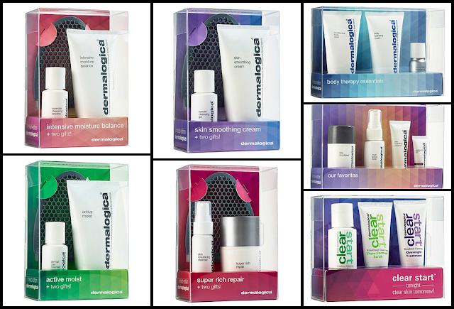 dermalogica skincare gift sets