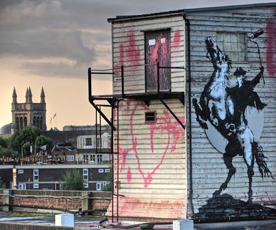 Picture Collection Grafiti Banksy