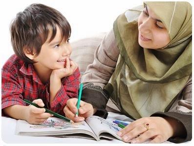 cara mendidik anak mengikut peringkat umur
