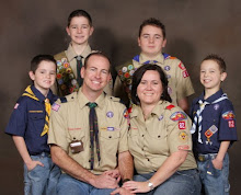 Our scouting family
