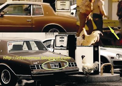 Autos utilizados en el video Rapto de Gustavo Cerati