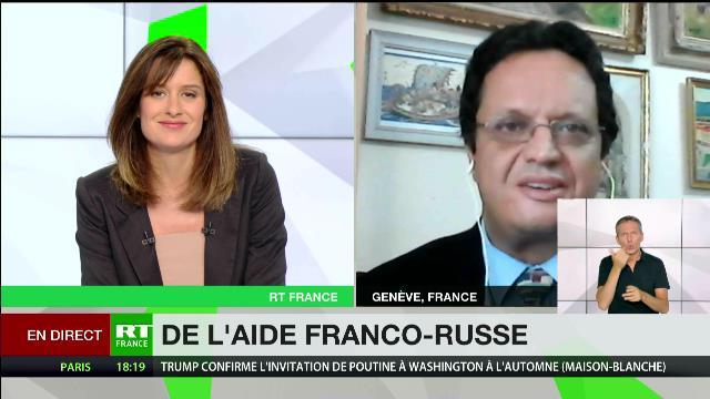 France Laïque et Syrie Laïque : Quel Rapport?