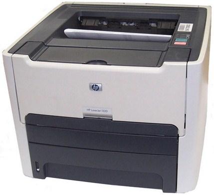 Драйвера на принтер hp laserjet 1320 скачать