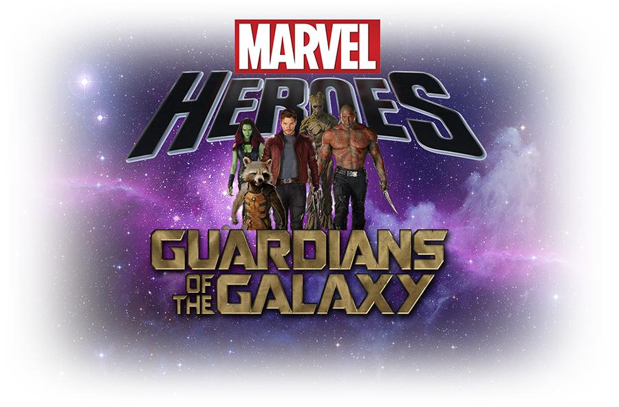 Guardianes de la Galaxia [1080p. Dual]