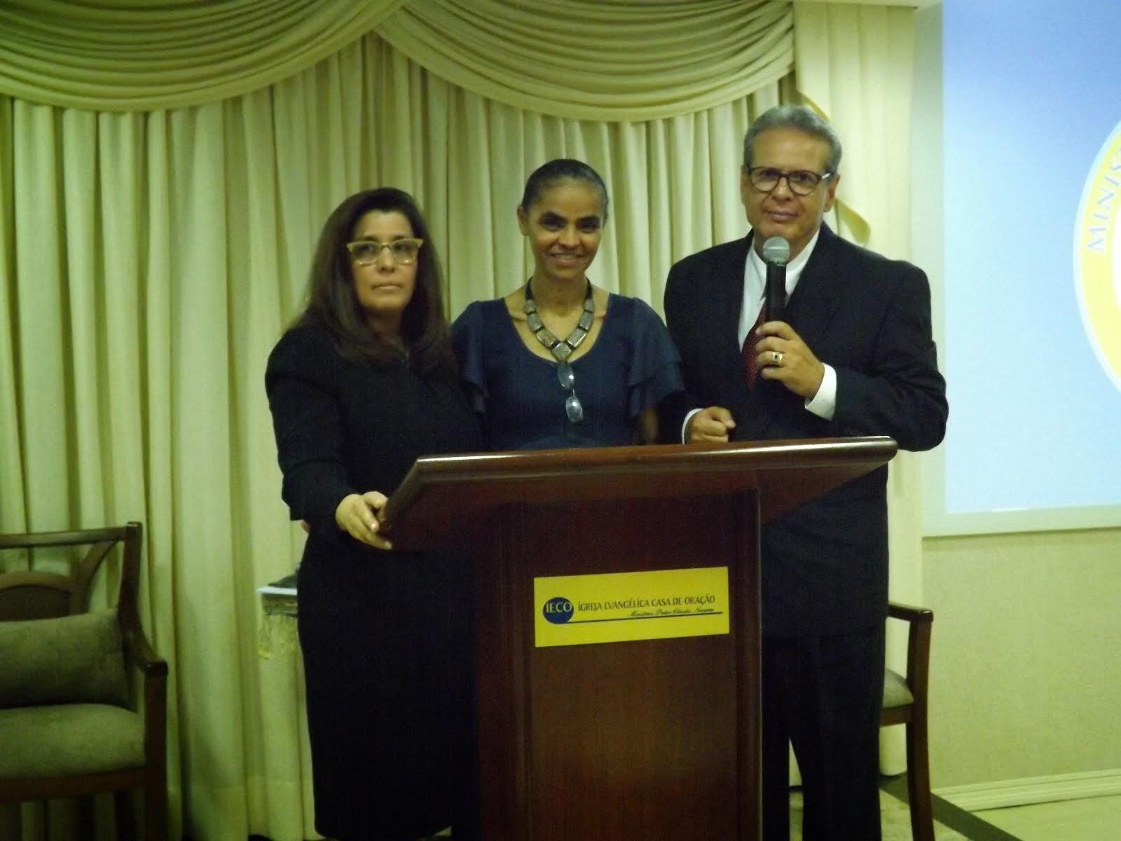 Evangelista Marina Silva