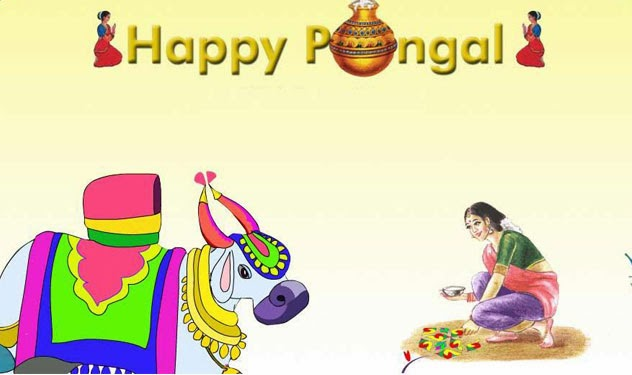 Pongal 2016 Special Greetings Messages Facebook Status Tweets in Tamil