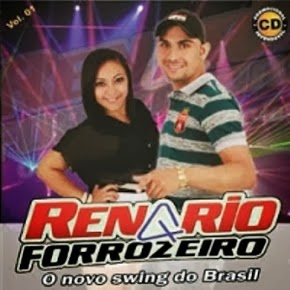 RENÁRIO FORROZEIRO, LANÇANDO SEU 1º CD OFICIAL