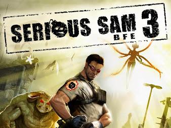 #6 Serious Sam Wallpaper