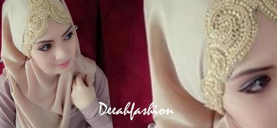 Gaya Jilbab Mewah RoyalStyle 2014