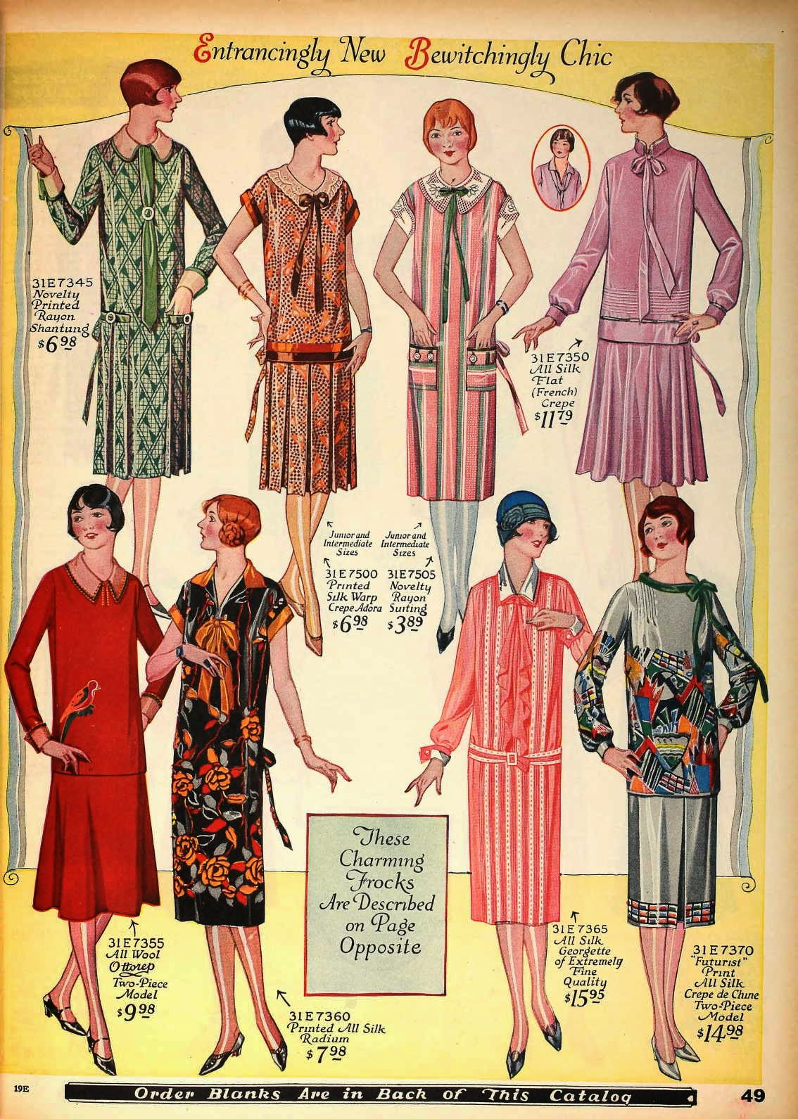 Snapped Garters: Dress of the Century: 1920-1929