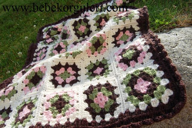 en güzel bebek battaniye modelleri - 16