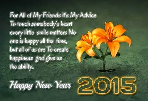 Happy new year 2015 wishes messages free download happy new year 2015 wishes messages free download greeting cardswallpapers images for friends with nice background and flowers foo all of my friends heart m4hsunfo