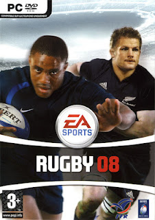 Rugby 08 PC - EA Sports (pedido)