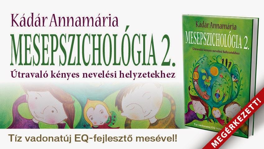 Mesepszichológia 2. kötet ajánlója a Transindexen