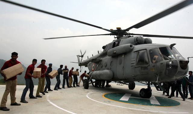 வெள்ள நிவாரணப் பணிகள்-கேதர்நாத்..படங்கள் இணைப்பு Floods.+Rescue+25.